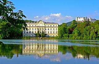 Дворец Леопольдскрон в Зальцбурге