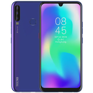 Tecno pouvoir 3 plus specifications