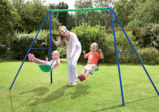 outdoor swings