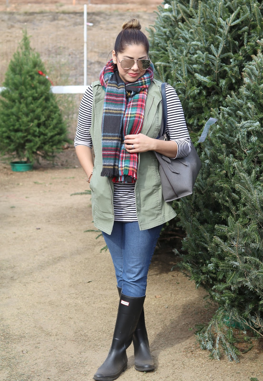 Casual Holiday Outift, San Diego Holidays, San Diego Fashion Blogger in winter