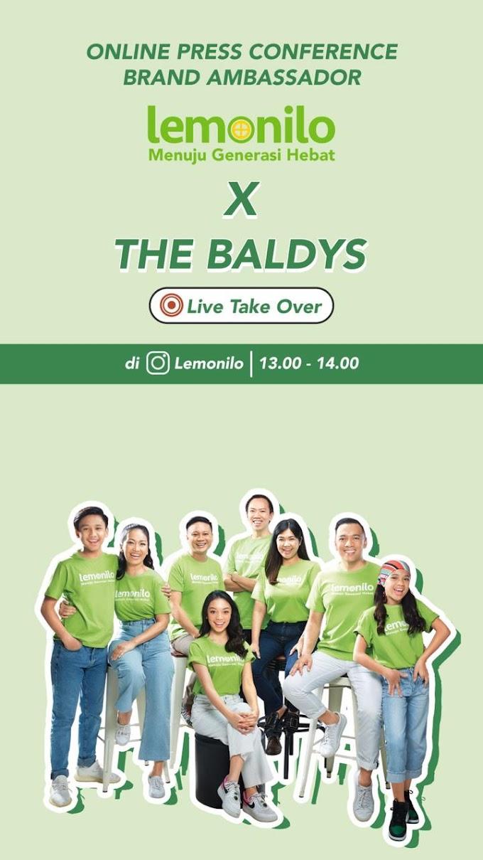 The Baldys Suka Lemonilo Yang Praktis, Enak, dan Sehat