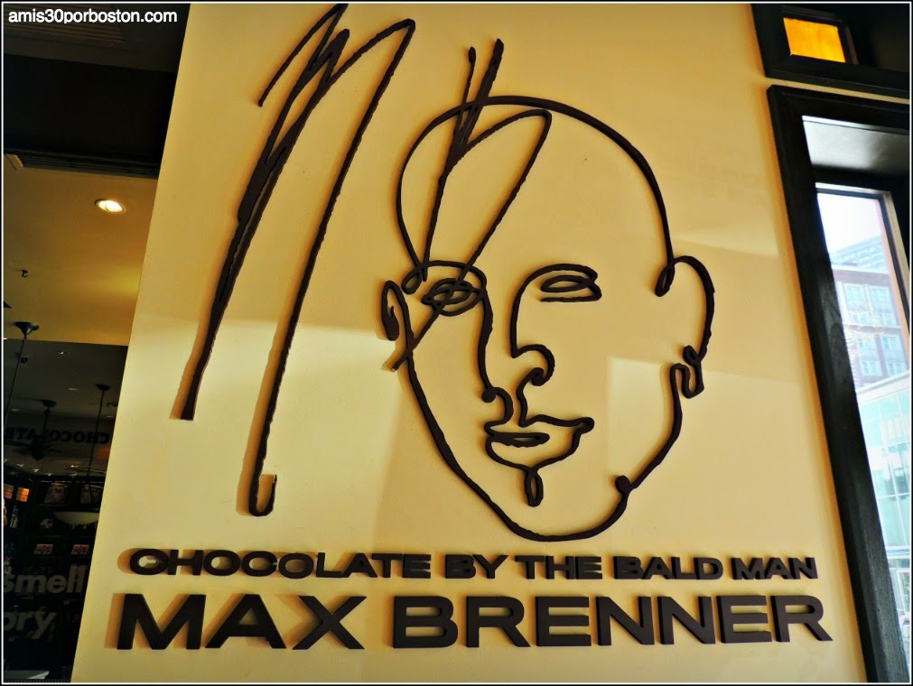 Hot Chocolate: Max Brenner Boston