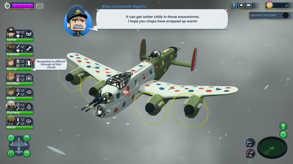 Bomber Crew Secret Weapons Free Game
