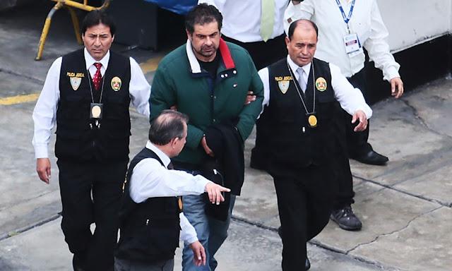 Poder Judicial ordena la liberación de Martín Belaunde Lossio
