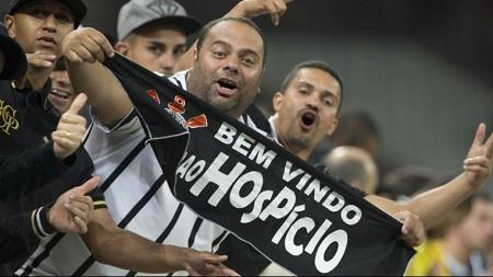 Assistir Corinthians x Ponte Preta AO VIVO 08/07/2017