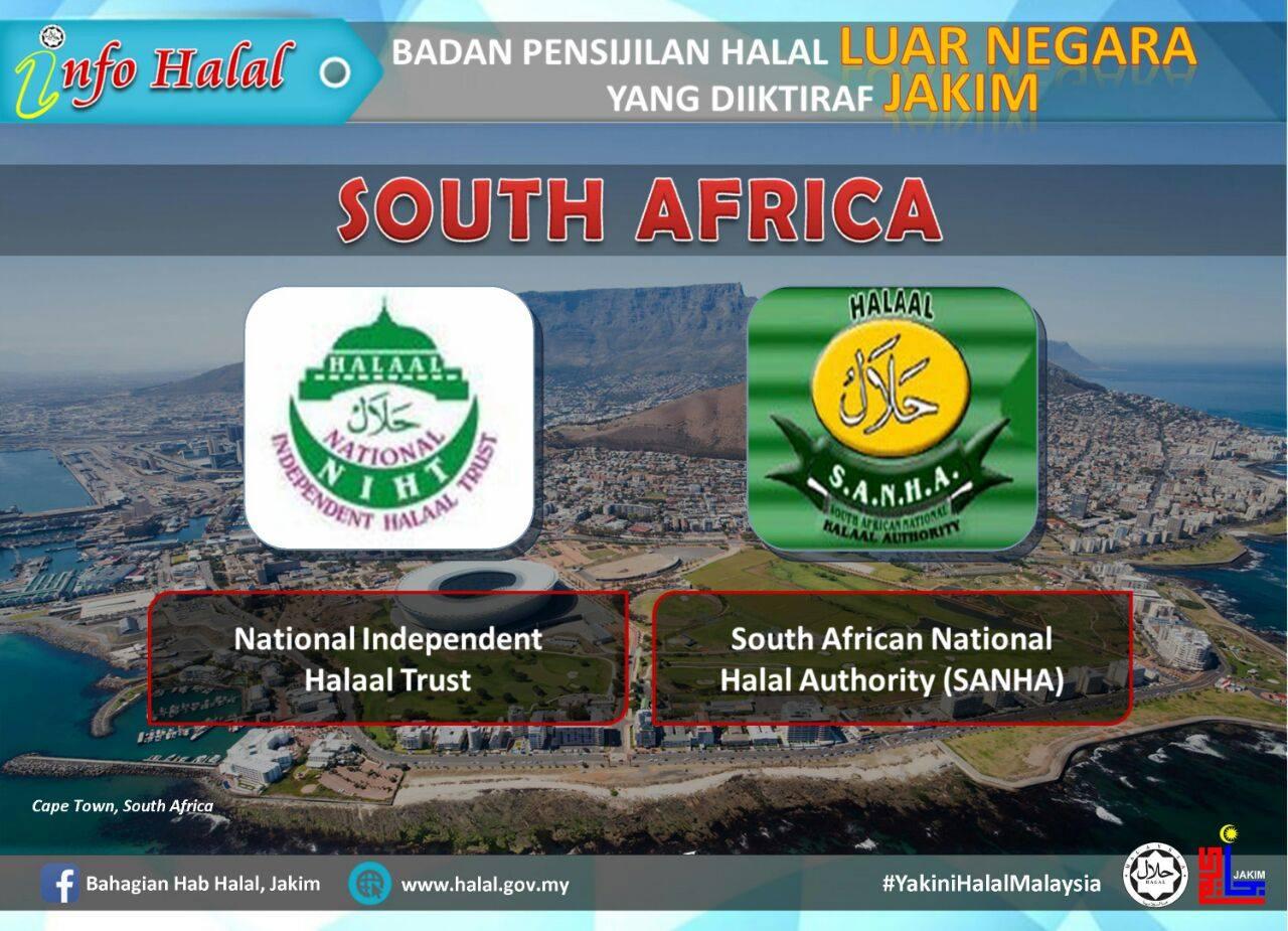 logo halal afrika selatan