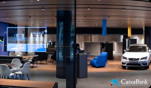 Oficina Store de CaixaBank