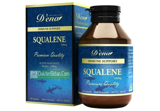 Squalene Suplemen - Dosis Cara Pakai, Efek Samping Dan Manfaat Untuk Kulit Dari Minyak Ikan Hiu