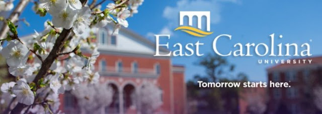 جامعة شرق كارولينا