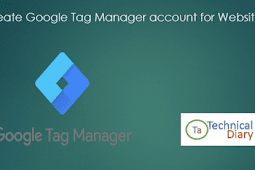 How to create Google Tag Manager account