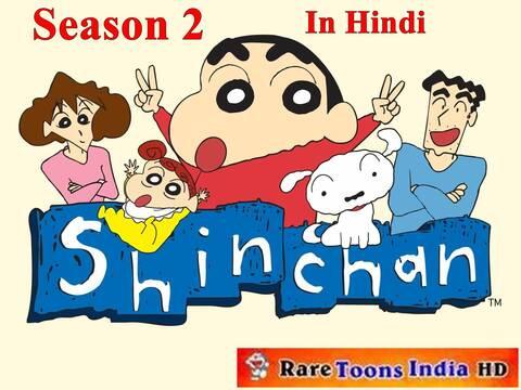 Shin Chan Season 2 Hindi Dubbed Episodes Download HD