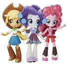 My Little Pony Sleepover Equestria Girls Minis Figures
