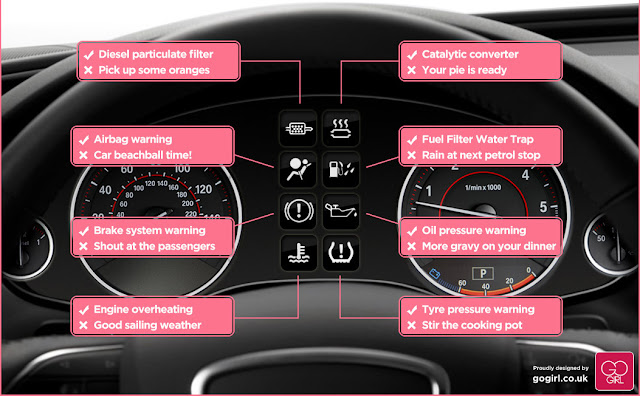 GoGirl insurance dashboard graphic