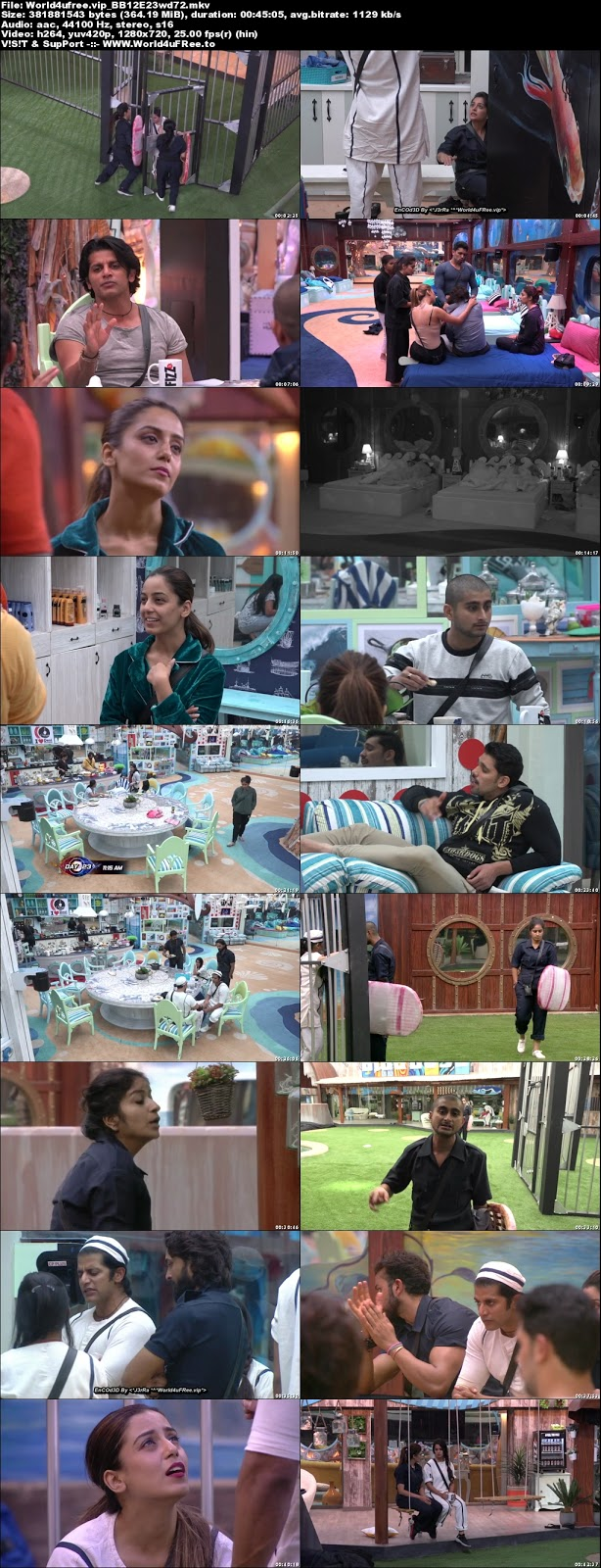 Bigg Boss 12 Episode 23 09 October 2018 720p WEBRip Download world4ufree.vip tv show Episode 23 09 October 2018 world4ufree.vip 300mb 250mb 300mb compressed small size free download or watch online at world4ufree.vip