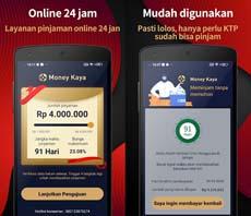 money kaya pinjaman online