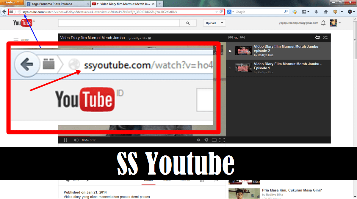 SS Youtube