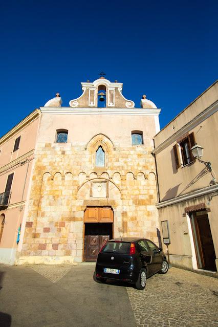 Iglesias-Chiesa della Madonna delle Grazie