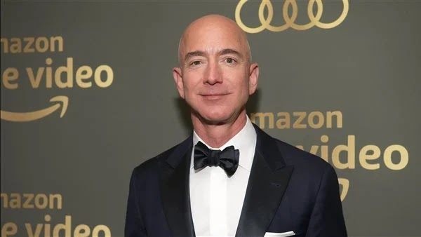 Amazon founder Jeff Bezos tops Forbes magazine's list of the world's richest people
