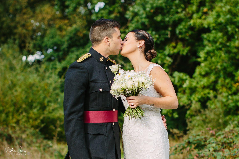 jazz & ammar military fareham wedding - solent hotel & spa - <center