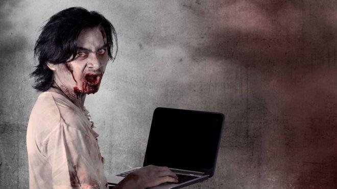 Qué son los virus zombi y cómo saber si tu computadora está infectada