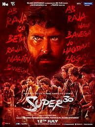 Download Super 30 (2019) Full Movie 480p HDRip 1080p | 720p | 300Mb | 700Mb