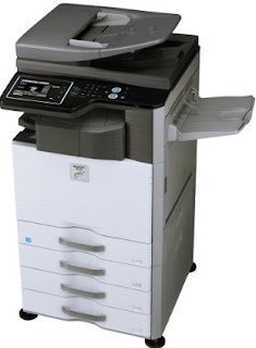 SHARP MX-2314N Printer Driver Download