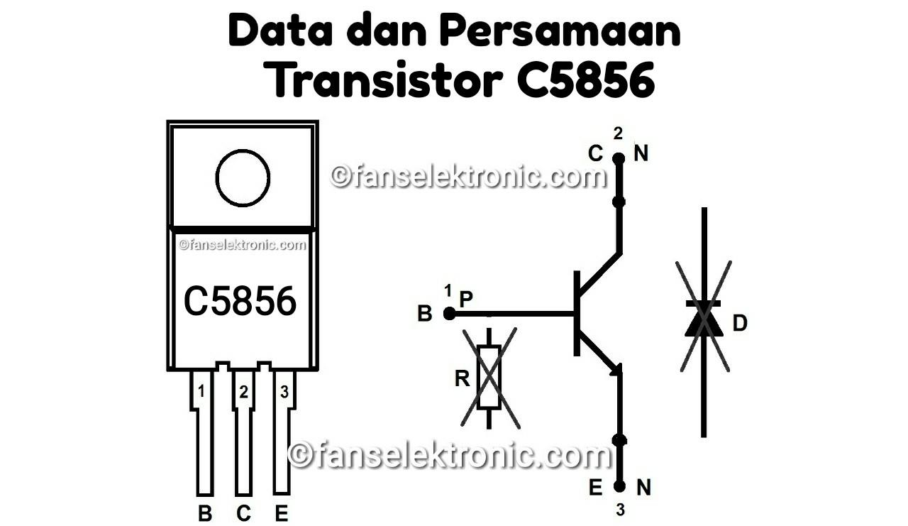 Persamaan Transistor C5856