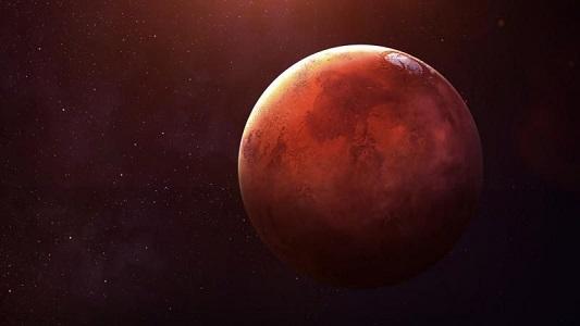 Mars Gezegeni Hakkında İlginç Bilgi