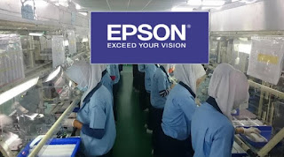 Informasi Rekrutmen Karyawan PT Indonesia Epson Industry (IEI) Posisi Maintenance Staff, Part Engineering Staff, Software Engineer - Periode Juli 2020