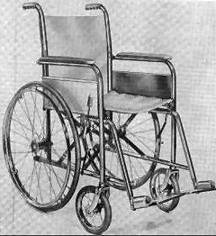 lịch sử chiếc xe lăn tay