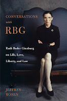 review by Conversations with RBG by Jeffrey Rosen