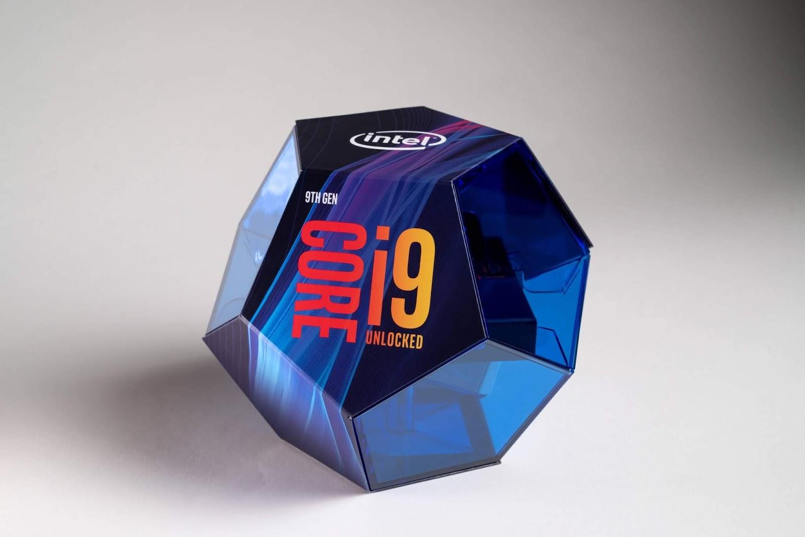 9.cu Nesil İntel Core i9-9900K ve Core i7-9700K