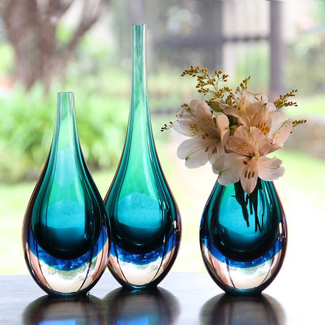 decoração-azul