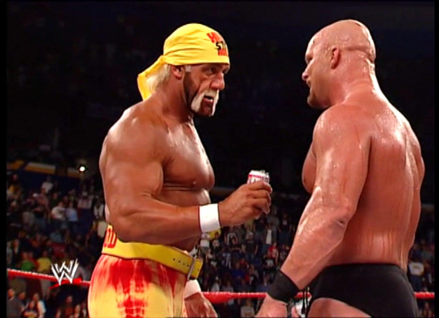 Motivo de Steve Austin e Hulk Hogan nunca terem se enfrentado na WWE