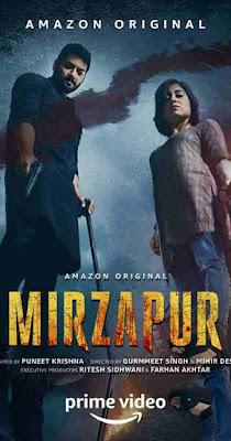 Mirzapur season 2 total episode full Hd 1080p
