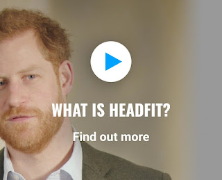 Mental Fitness website with Tools from Prince Harry is relevant for all of us but aimed at service personnel