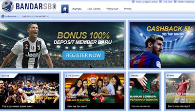 Agen Bola Online Indonesia Terpercaya 2020 | BANDARSBO