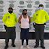Capturada mujer por tráfico de  drogas en Valledupar
