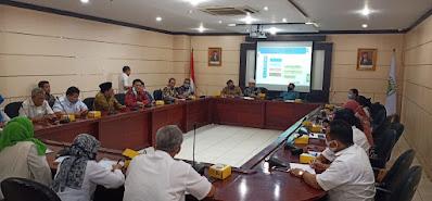 Wakil Ketua DPRD Sarankan Pemkot  Kembali Anggarkan Bantuan SPP  Untuk Swasta