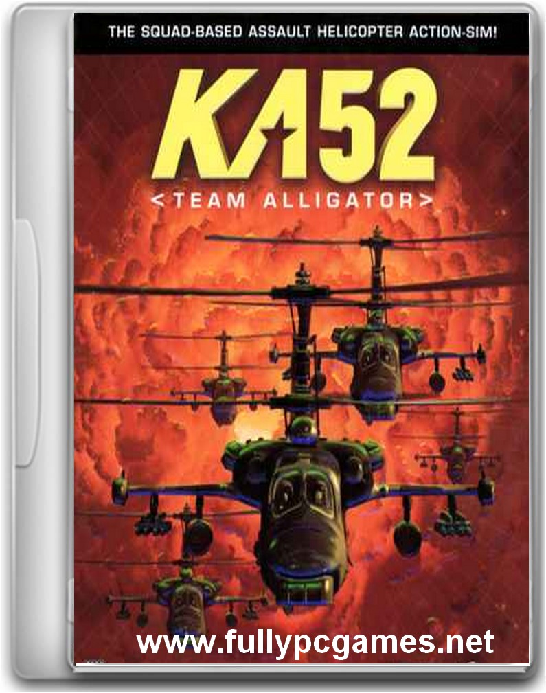 Ka-52 Team Alligator Game ~ Full Free Software Download