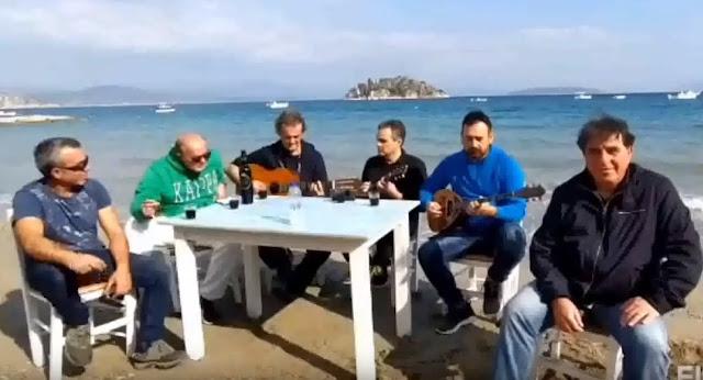 """""""Κορωνήσι Vs Κορωνοϊός"""": Οι Τολιανοί έβγαλαν τραγούδι για τον κορωνοϊό"""