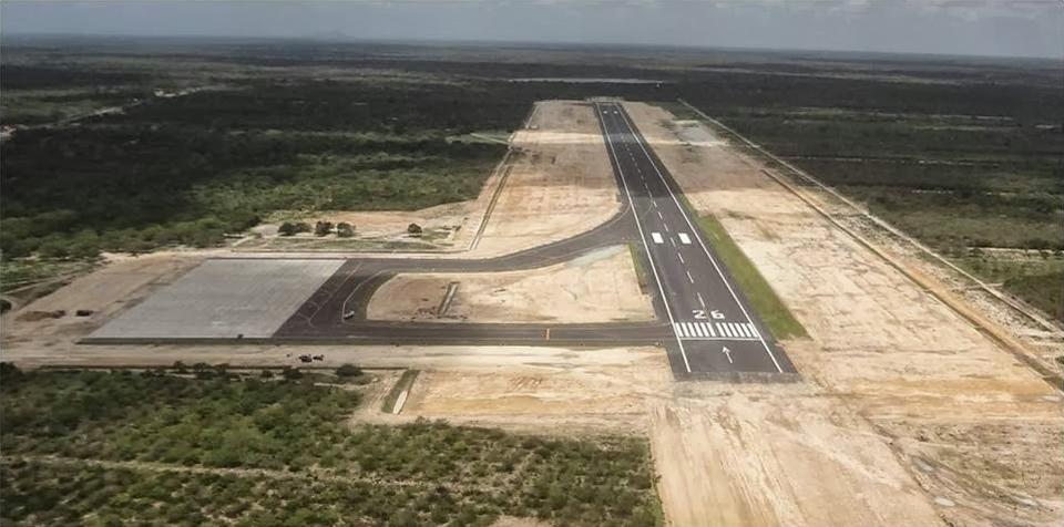 Aeroporto Jericoacoara : Aeroporto de jijoca jericoacoara deve começar a operar