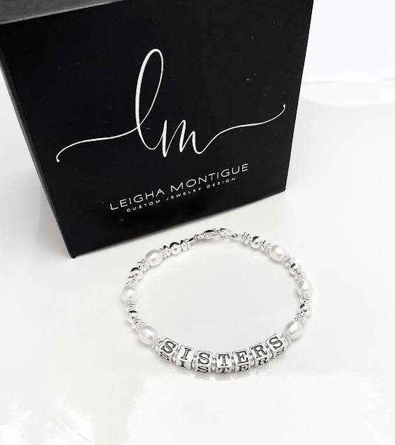 Pearl and Sterling Silver Sisters Bracelet