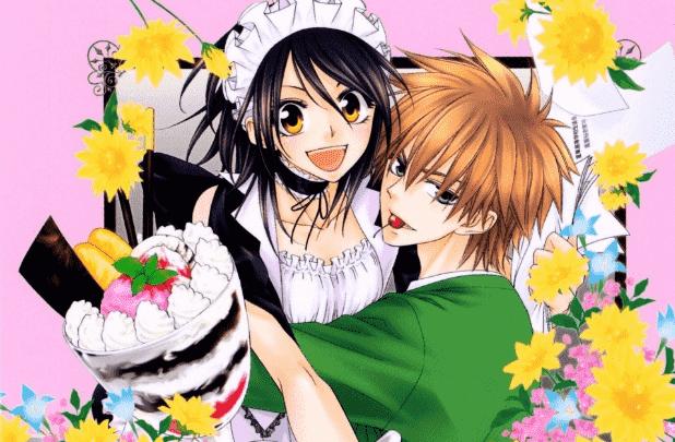 Kaichou Wa Maid-Sama - Daftar Manga Romance Terbaik Sepanjang Masa
