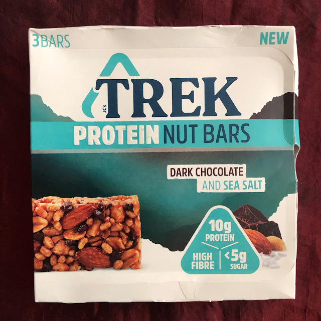 healthy nutty bars, source of plant-based protein