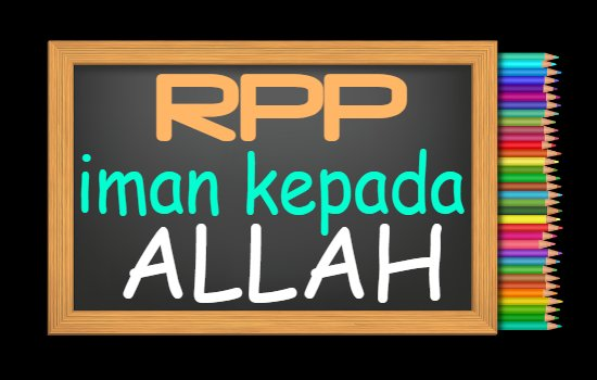 RPP PAI Kelas 4 Semester 2 Tahun 2020/2021, Materi Beriman Kepada Malaikat Allah SWT