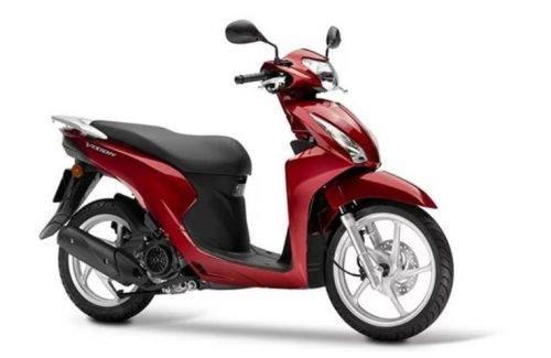 Honda Vision 2018 Smartkey