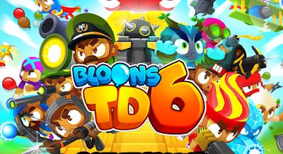لعبة Bloons TD 6 للأندرويد، لعبة Bloons TD 6 مدفوعة للأندرويد