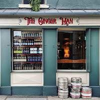 Pictures of Dublin pubs: The Ginger Man