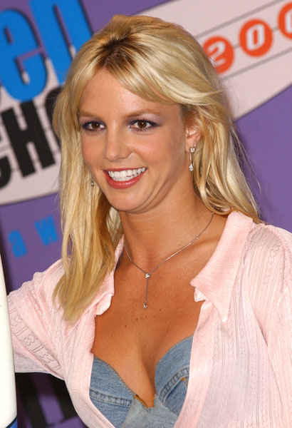 Red Carpet Dresses Britney Spears Teen Choice Awards 2001